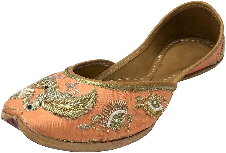 Step n Style Punjabi Jutti Flip Flop Khussa shoes Indian shoes Mojari Wedding Jooti