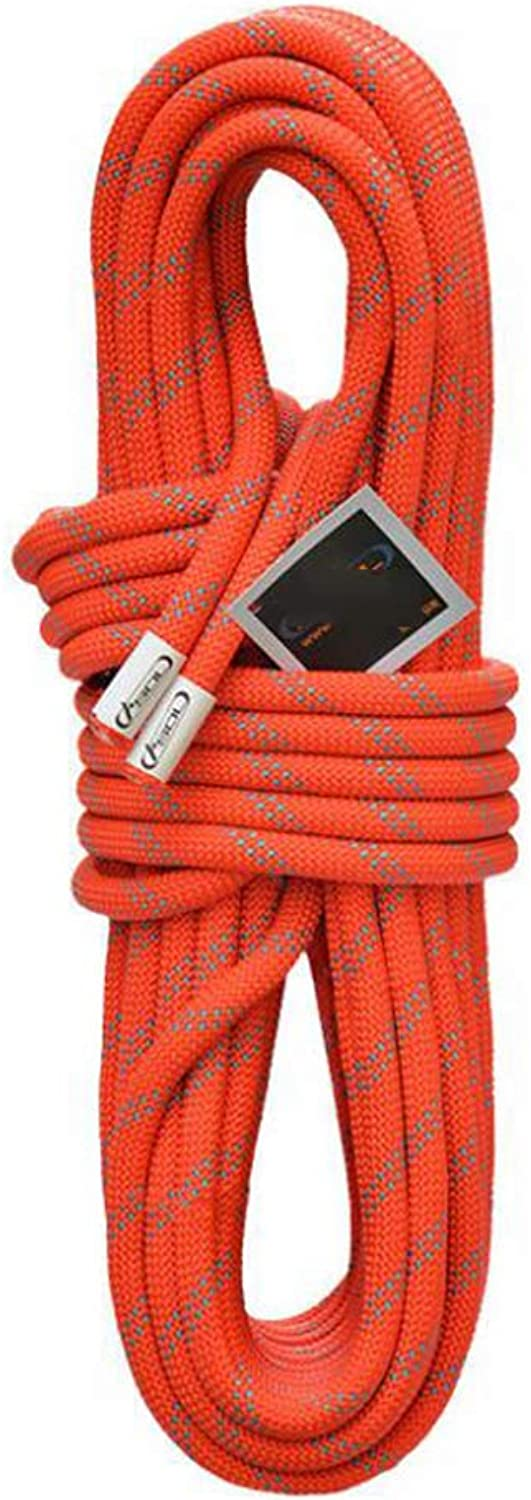 Climbing Rope 10, 20, 25, 30 Meters, Magnet Fishing Rope, Outdoor Fire Escape Rescue Parachute Static Indoor Rope, Heavy Duty Safety Durable Rope, Diameter 12mm,c,30m