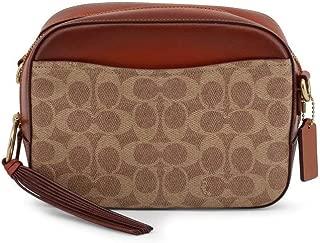 Coach Womens Ny Camera Bag Handbag