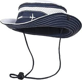 Baby Boy Sun Hat - Toddler Bucket Hat Sun Protection Wide Brim, Quick-Dry