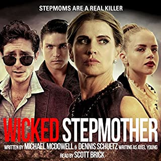 Wicked Stepmother audiobook cover art