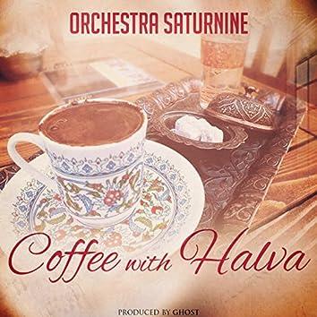 Coffee with Halva