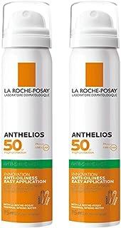 2本セット La Roche-Posay(ラロッシュポゼ) 【敏感肌用日やけ止めスプレー】アンテリオスUVプロテクションミスト 日焼け止め 50g