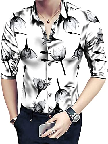 Half Sleeve Slim Fit Plain Casual Shirt for Men 100 Cotton Shirts Office wear Casual Shirt