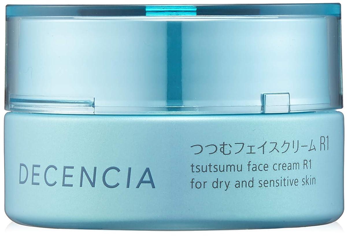 立場会議内部DECENCIA(ディセンシア) 【乾燥?敏感肌用クリーム】つつむ フェイスクリーム R1 30g