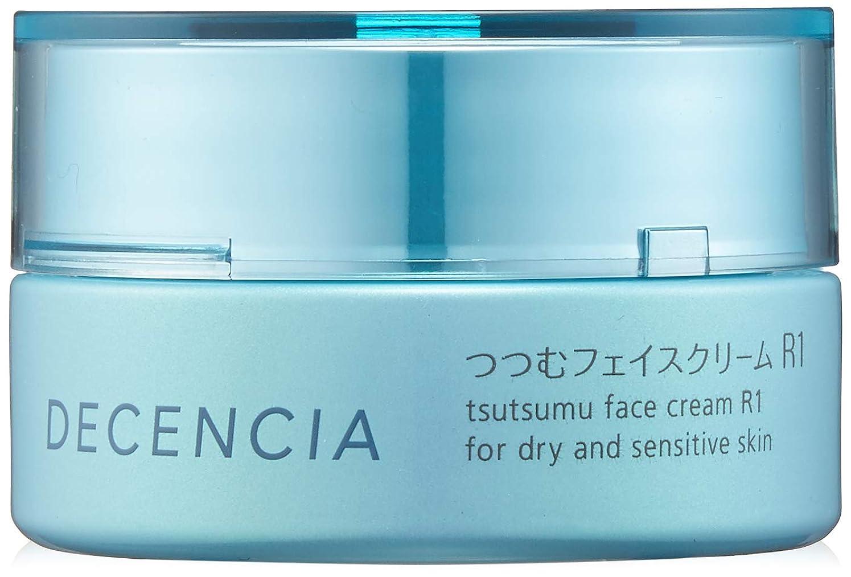 プール炭素スペシャリストDECENCIA(ディセンシア) 【乾燥?敏感肌用クリーム】つつむ フェイスクリーム R1 30g