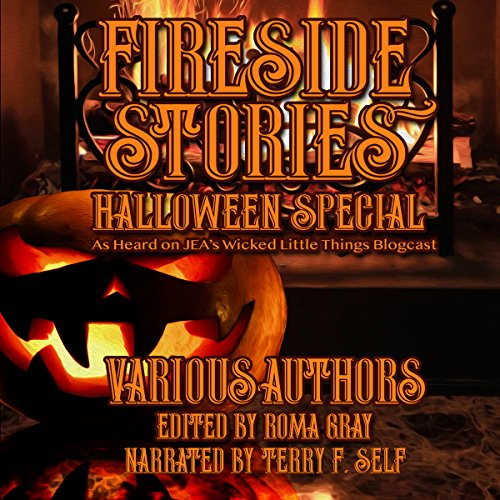 Fireside Stories: Halloween Special audiobook cover art