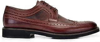 3436-148 EXL -Antik Kahve 202 Nevzat Onay Kahverengi Günlük Deri Erkek Ayakkabı