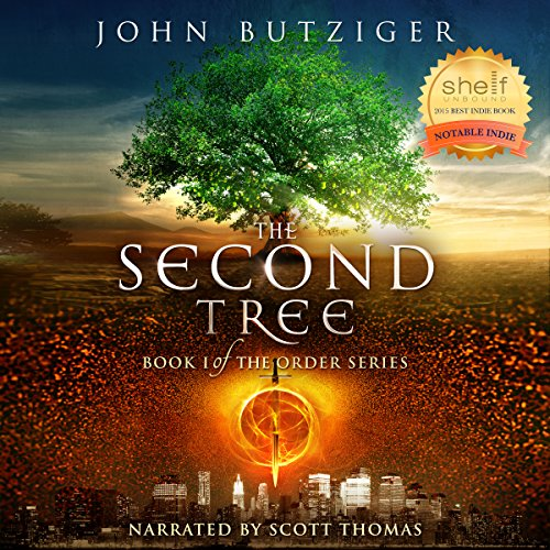 The Second Tree audiobook cover art