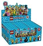 Età: da 5anni. LEGO 71018-Bustine Minifigures Series 17, Multicolore, 71018