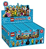 LEGO 71018-Bustine Minifigures Series 17, Multicolore, 71018