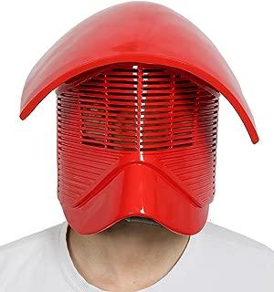 Elite Praetorian Guard Helmet Deluxe Red Resin Adult Halloween Cosplay Costume Accessory Prop