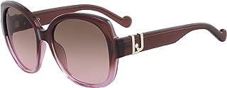 ليو جو نظارة شمسية للنساء ، ليو جو LJ660SR-255 5518