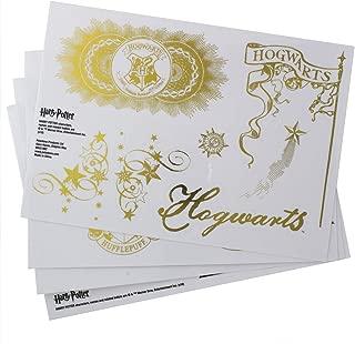 Harry Potter Gadget Decals - Reusable Vinyl Sticker Clings - 27 Stickers