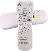 ESolid BR-3003B SP.8ZE01GC01 Projector Remote Control for Optoma HD141X HD142X HD143X HD144X HD152X DH1009 EH200ST GT1080 GT1080DARBEE GT5600 HD26BR HD27E HD27HDR HD28DSE Replacement Controller
