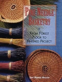 Best pine needle basket weaving Reviews