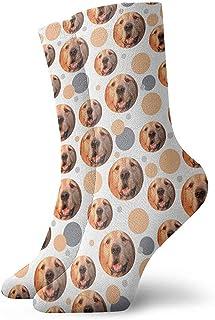 Dydan Tne, Niños Niñas Locos Divertidos Patrones de Donut Calcetines Lindos del Vestido de la Novedad