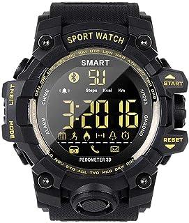 smartwatch inteligentny zegarek na świeżym powietrzu sport kamuflaż styl bezpłatne ładowanie IP67 wodoodporne informacje o...