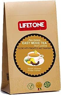 Té laxante para la pérdida de peso Deox, mezcla deliciosa