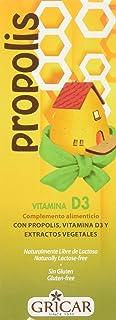 Gricar Propolis y Vitamina D3-33 ml
