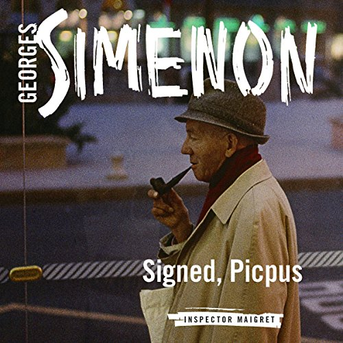 Signed, Picpus audiobook cover art
