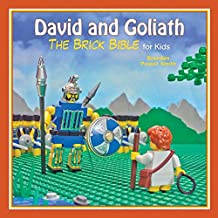 David & Goliath: The Brick Bible for Kids