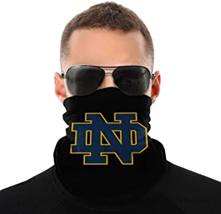 OHMGD Notre Dame Neck Gaiter Dust Men & Women Face Mask For Outdoor Sports Cover Scarf Bandana