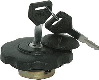 Enfield County Model JCB Lockable Diesel Fuel Tank Cap With Key Hole Cover + 2 Keys