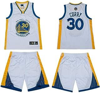 Basketball Clothes Owen 11 Jersey Celtics, Harden Laker Kobe James 23 Curry,Breathable Suit Male Basketball Uniform Summer Breathable Sweat Shirt Jerseys Shorts Sportswear Training Fitness White2-XXL