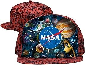 YEDDO Flatbrim Hats NA-SA Solar System Planet Unisex Baseball Cap Dad/Trucker/Fishing Peaked Cap