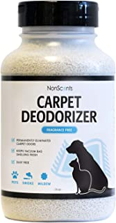 Best pet deodorizer for carpet Reviews