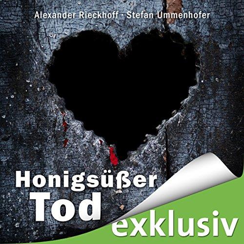 Honigsüßer Tod audiobook cover art