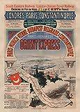 Poster, Motiv: Orient Express The Very First (Das