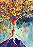 Toland Home Garden Baum des Lebens, Bunt