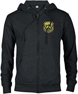Brooklyn Nine-Nine Badge Lightweight Zip Up Hooded Sweatshirt