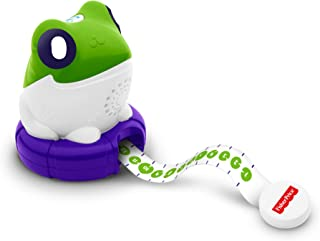 Fisher-Price Think & Learn Measure with Me! Froggy Tape Measure