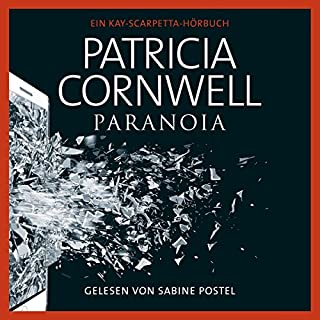 Paranoia                   By:                                                                                                                                 Patricia Cornwell                               Narrated by:                                                                                                                                 Sabine Postel                      Length: 15 hrs and 22 mins     Not rated yet     Overall 0.0