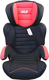 Luvlap Child Car Seat (Red), Piece of 1