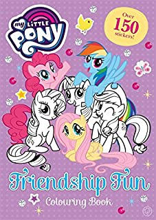 my little pony friendship coloring