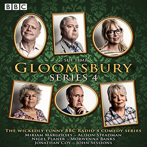 Couverture de Gloomsbury: Series 4