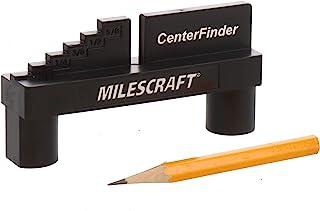 Milescraft 8408 CenterFinder - Center Scriber and Offset Measuring & Marking Tool