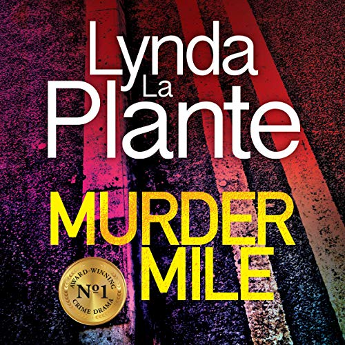 Murder Mile audiobook cover art