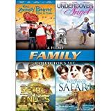 Family Collector's Set V.5 -  DVD, Rated PG, Four Features