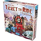 Days of Wonder Ticket To Ride Expansion Asia Map Collection