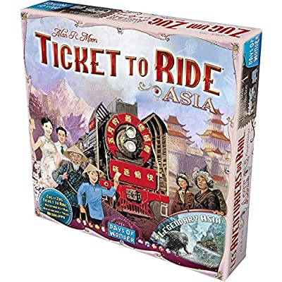 ticket to ride asia, End of 'Related searches' list