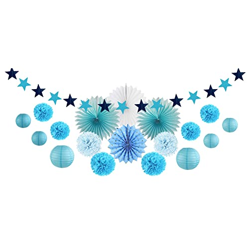91f0505fbb81cd Decoration Bleu: Amazon.fr
