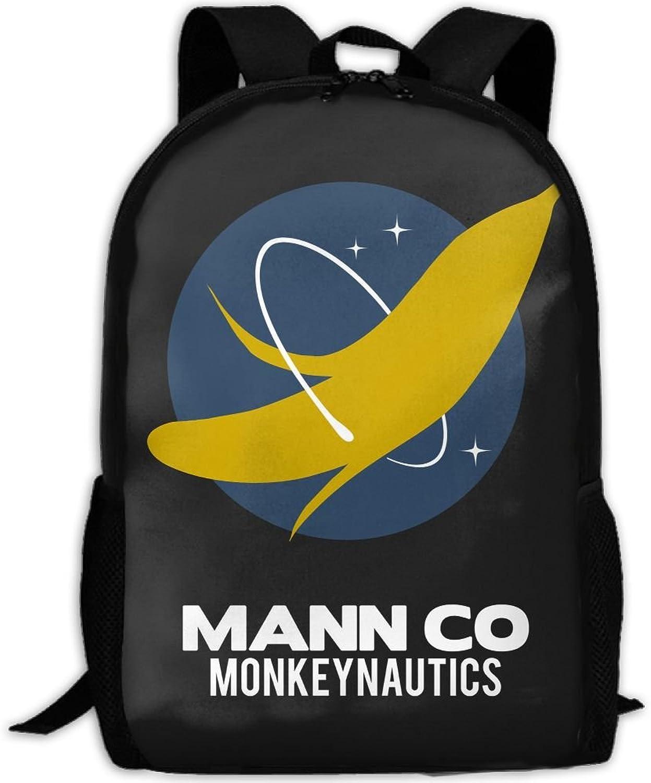 Backpack Laptop Travel Hiking School Bags Mann CO Daypack Shoulder Bag