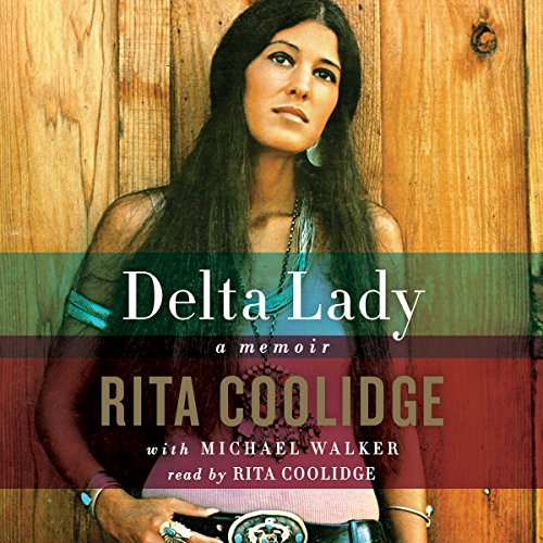 Couverture de Delta Lady