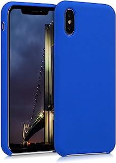 coque iphone xr bleu roi