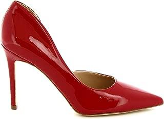 LEONARDO SHOES Luxury Fashion Womens 5163RED Red Pumps   Season Permanent